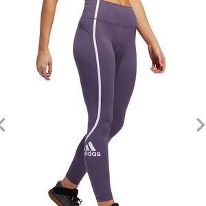 🆕🔅 Adidas High-Rise Logo soft leggings• NWT🔅🆕
